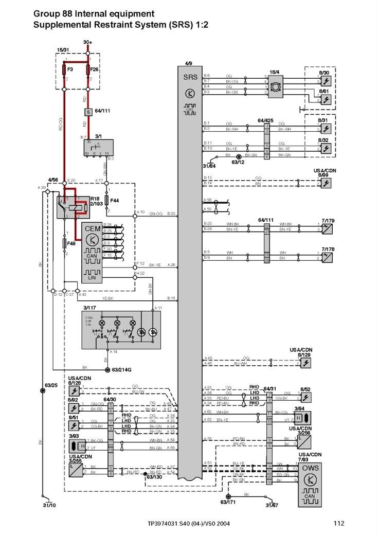 Diagram Volvo V70 Xc70 S80 2014 Electrical Wiring Diagram Instant Full Version Hd Quality Diagram Instant Diagramical Argiso It