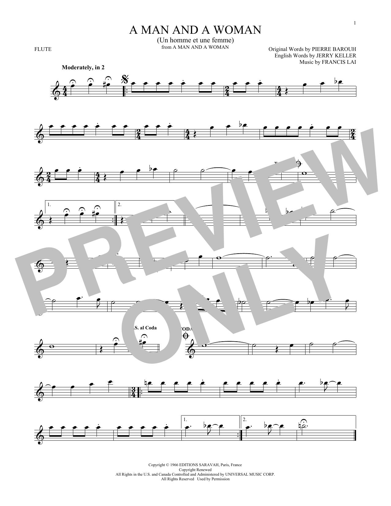 Sheet Music Digital Files To Print Licensed Francis Lai