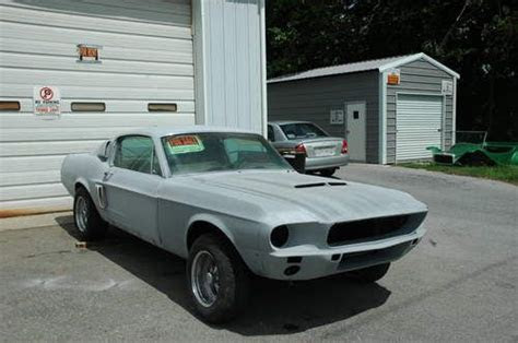 sell   mustang fastback shelby gt gt