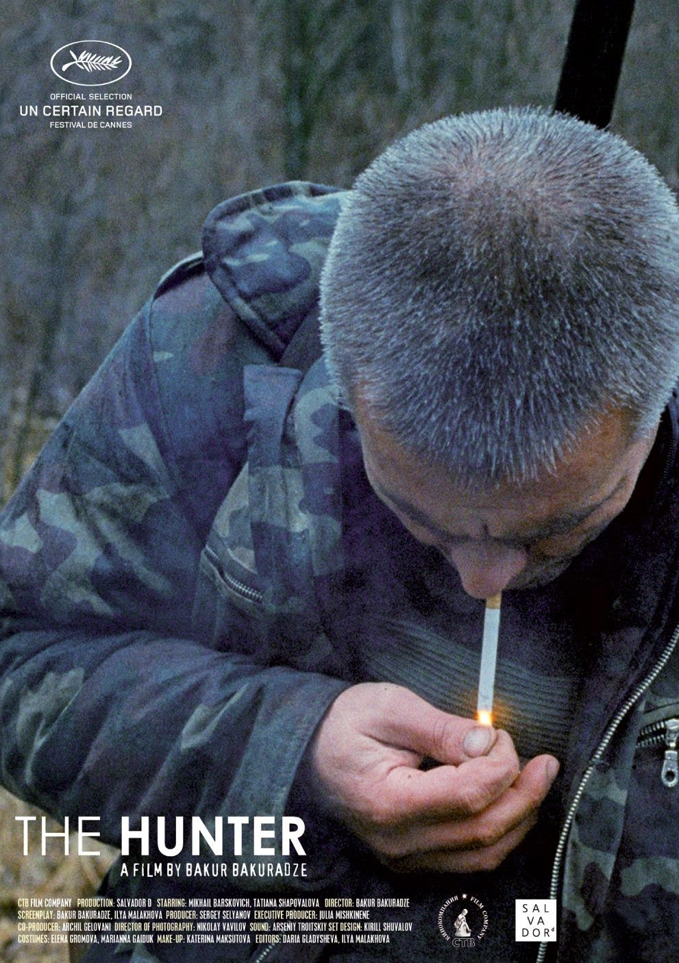 hunterge Bakur Bakuradze   Okhotnik AKA The Hunter (2011)