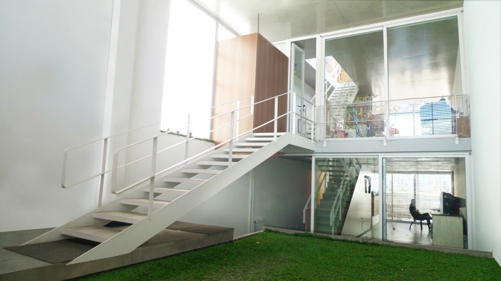 Diseño de escaleras #87