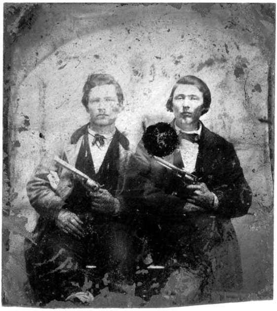Jesse e Frank James