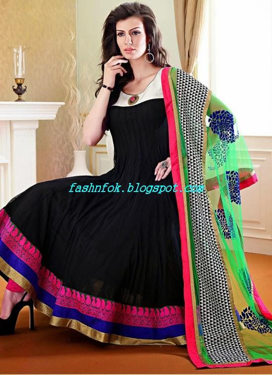 Beautiful-Gorgeous-Anarkali-Bridal-Wedding-Frock-New-Fashion-Trend-for-Cute-Girls-2013-14-11