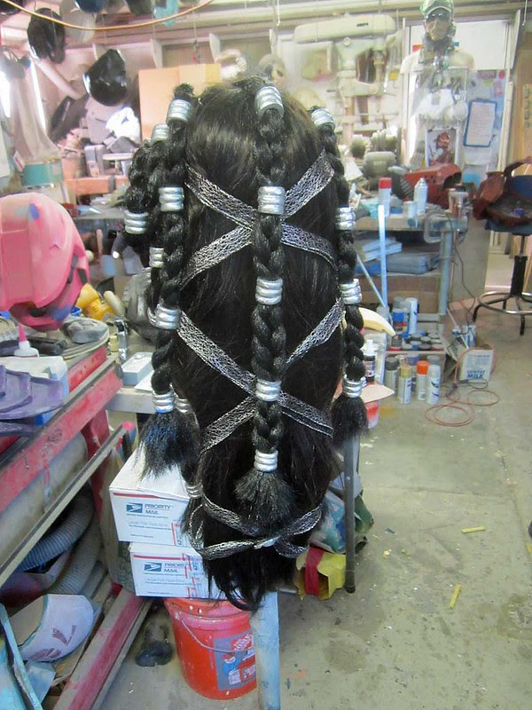 Finished Wig