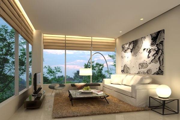 Futuristic and Stunning Apartment Design Architecture ...