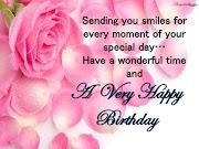 जन्मदिन की शुभकामनाये सन्देश – Happy Birthday Wishes in Hindi