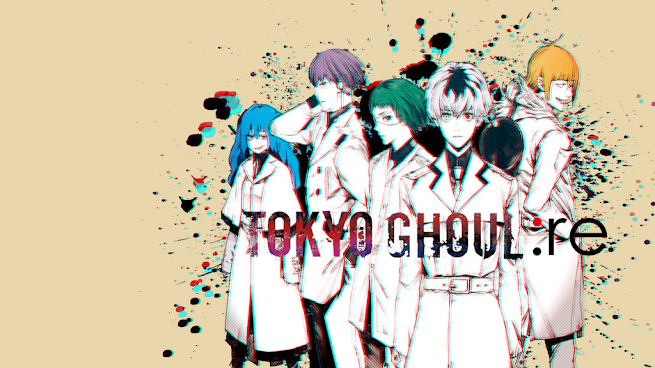 Tokyo Ghoul Hd Wallpapers: Tokyo ghoul :re Quinx squad wallpaper ...