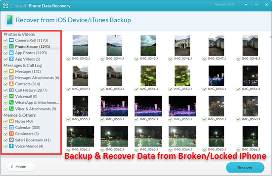 How to Backup \u0026 Recover Data from Broken\/Locked iPhone or iPad