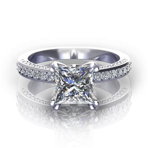 9 Expensive Special Engagement Rings with Princess Cut