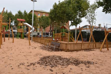 Parc infantil de la plaça Dr. Robert