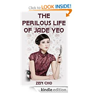 perilous life of jade yeo cover