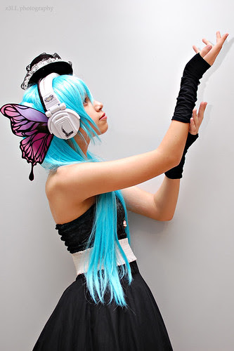 Vocaloid Magnet Cosplay