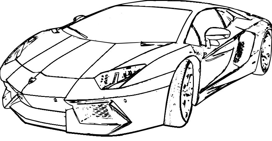 Lamborghini Logo Coloring Pages Berbagi Ilmu Belajar Bersama