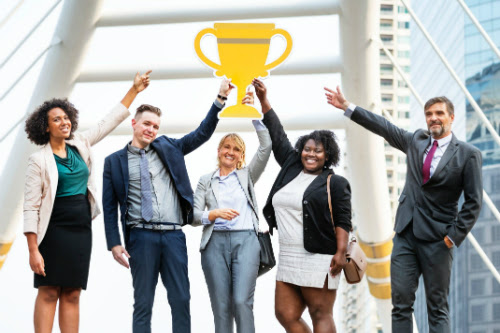 Benefits of positive corporate culture