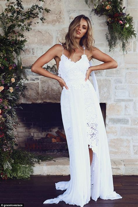 Grace Loves Lace Hollie gown is the most popular wedding