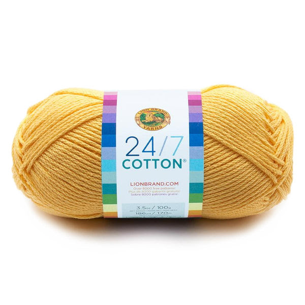 24/7 Cotton® Yarn is perfect for this project