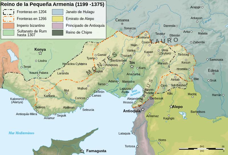 Archivo: Cilicia Armenia-es.svg
