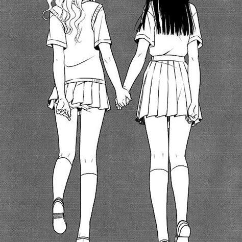manga holding hands tumblr