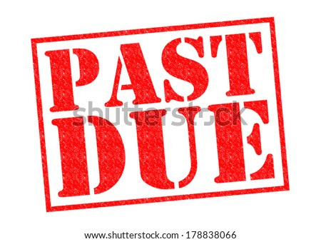 Late Payment Stock Illustrations & Cartoons   Shutterstock