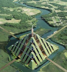 ZigguratPyramid