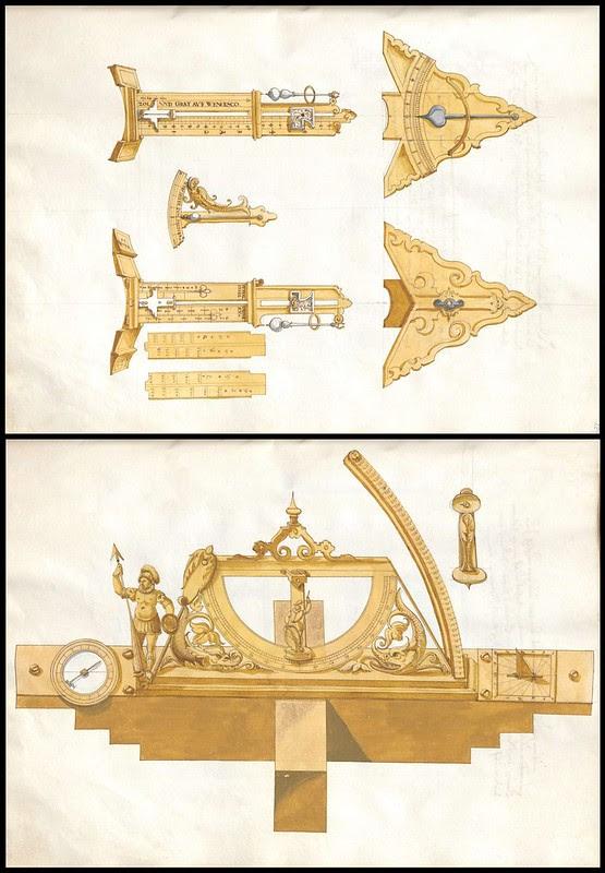 Feuerwerksbuch 585 + 597