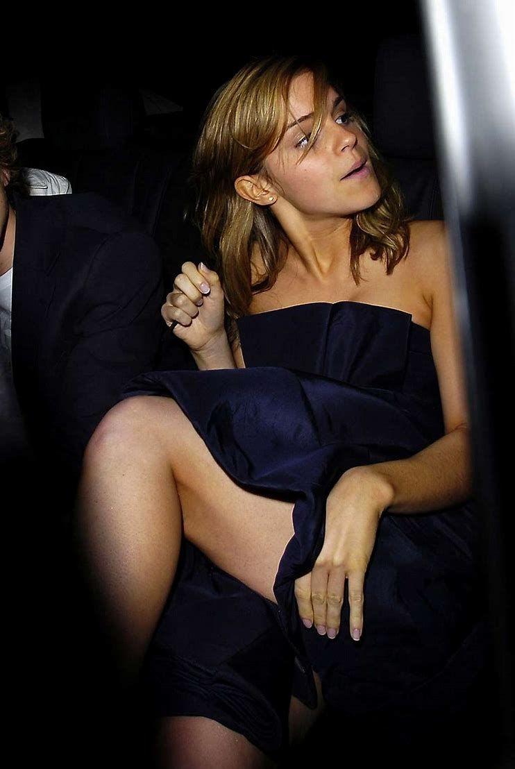 Emma Watson Upskirt Pic | xPornxNaked