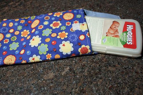 Diaper Clutch for E