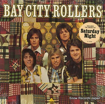 BAY CITY ROLLERS s/t