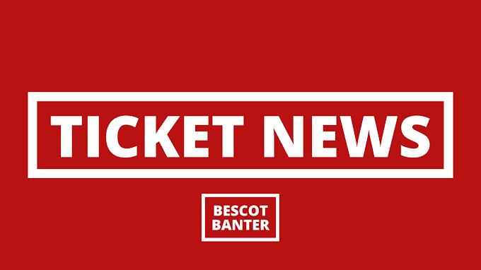 Ticket News: v Leyton Orient (A)