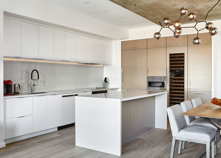 How to Measure the Correct Upper Cabinet Height from ...