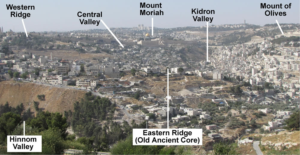 Image result for Ancient Mt. Zion in Israel