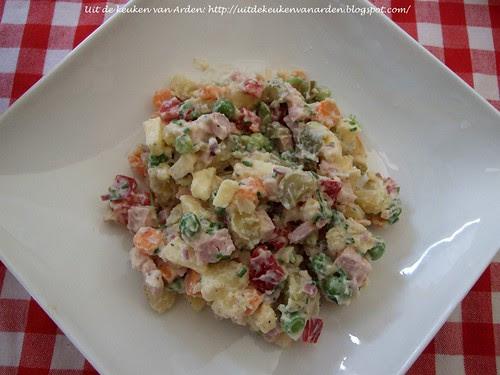 Aardappelsalade/Potato Salad