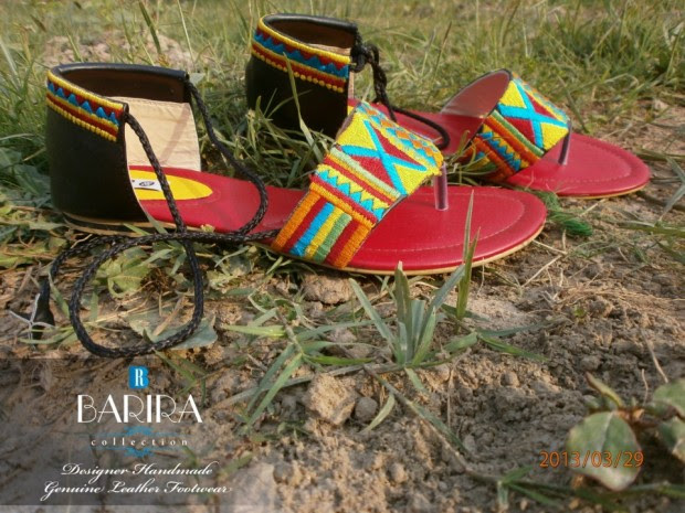Barira-Designer-Handmade-Genuine-Leather-Footwear-Shoes-New-Fashion-2013-For-Women-Girls-1