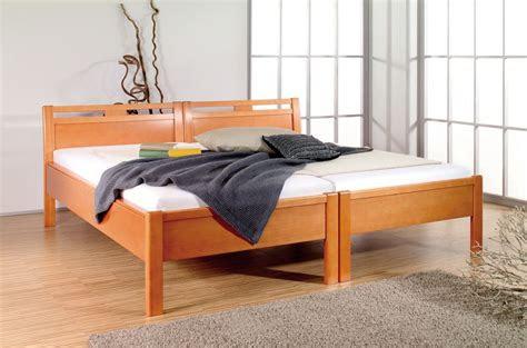 teilbare betten ganz einfach vom doppelbett zu zwei