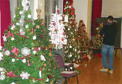 Festival Of Trees Offers A Winter Wonderland - Moapa Valley Progress