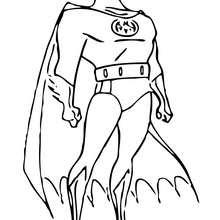 Dibujos Para Colorear Batman El Hombre Murciélago Eshellokidscom