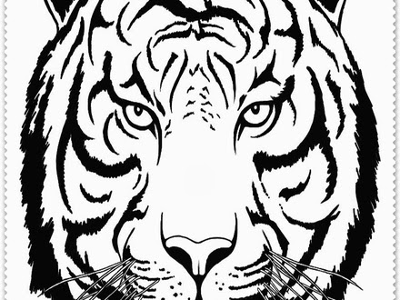 realistic tiger coloring pages at getdrawings  free download