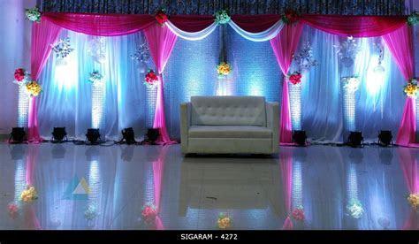 Wedding Reception Decoration at Jipmer Community Hall