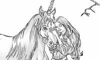 Mewarnai Unicorn Game Anak Wanita Gratis Di Girlsgogamescoid