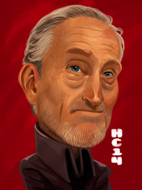 Tywin Lannister Caricature