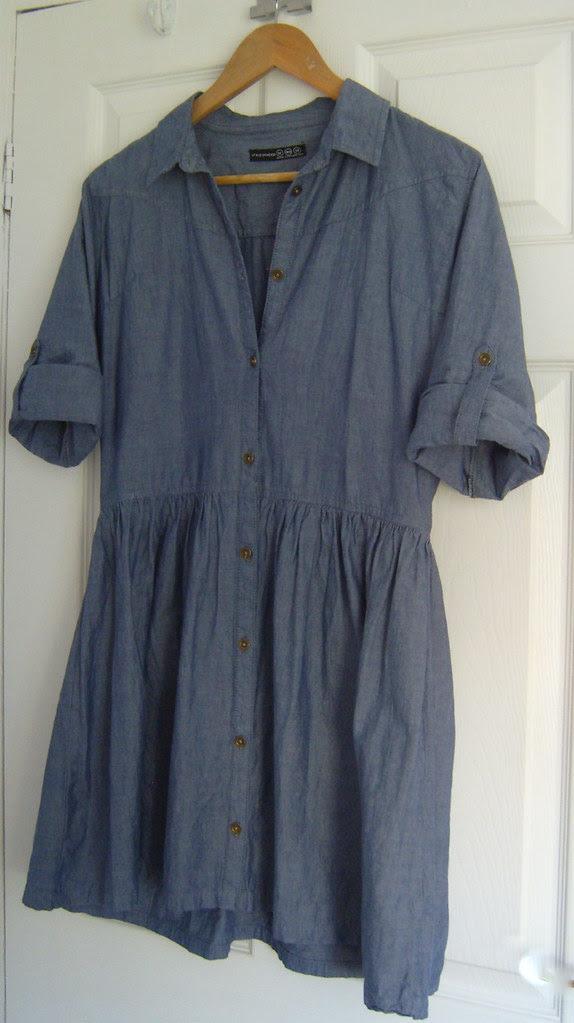 Primark Chambray Dress