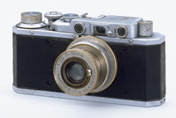 The Kwanon camera prototype