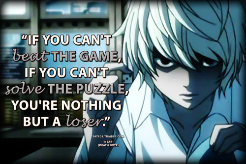10 Best Death Note Quotes To Fire You Up Page 5 Of 5 Otakukart