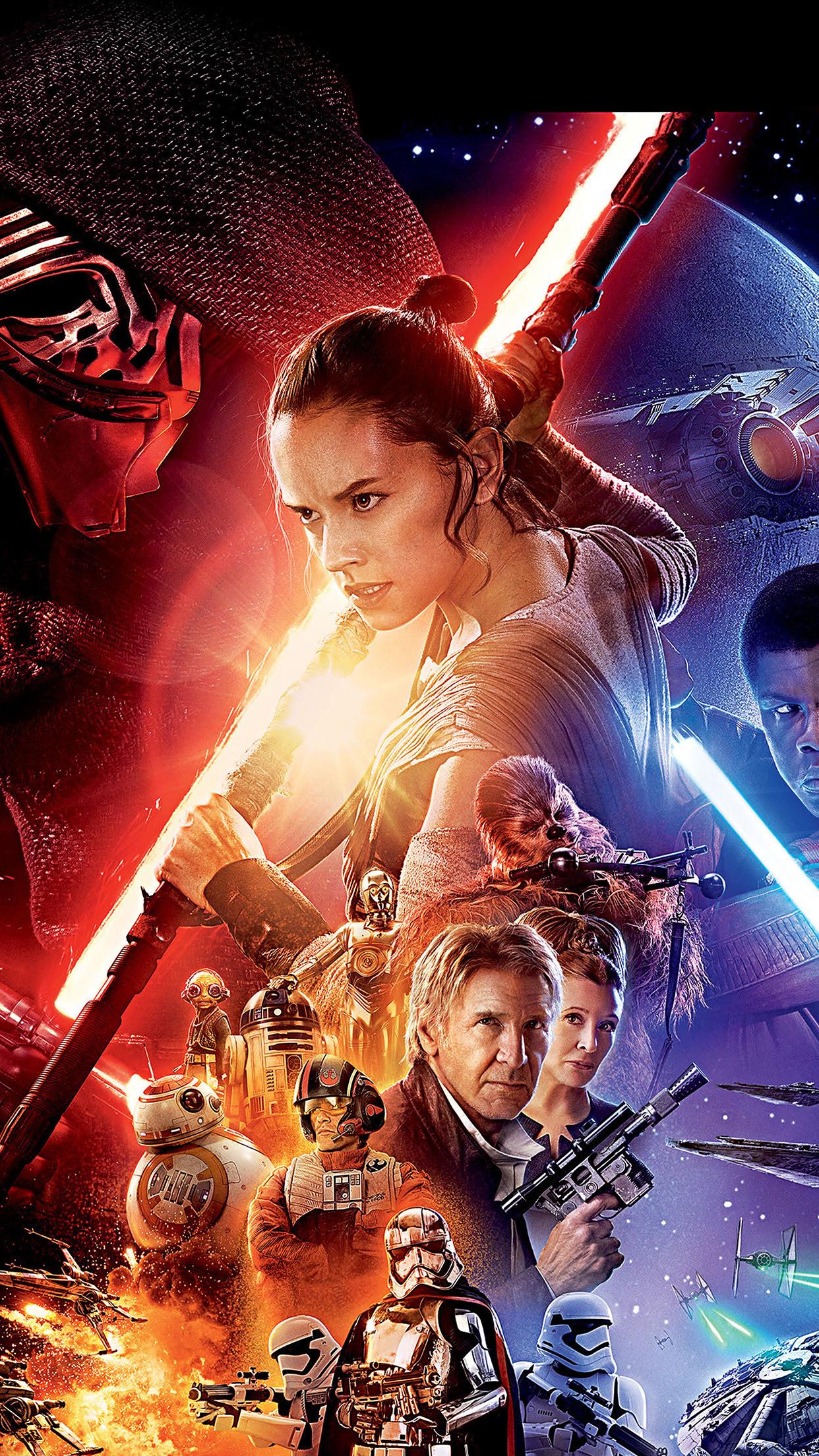 Star Wars Movie Poster Wallpaper Movies Valentinekieranlionel