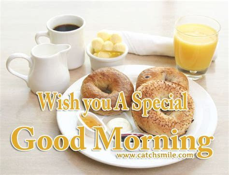 Good Morning Wishes With Food Pictures, Images   Page 3
