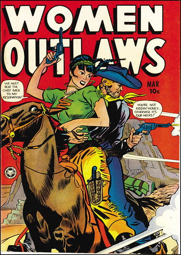 Women Outlaws #5
