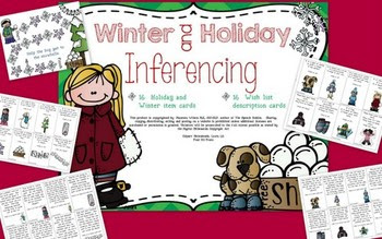 Winter and Holiday Inferencing