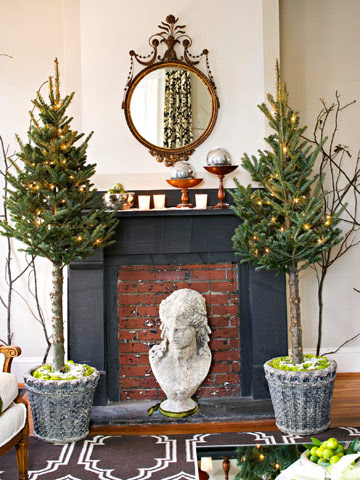 3 Unique Christmas Decorating Ideas - The Inspired Room