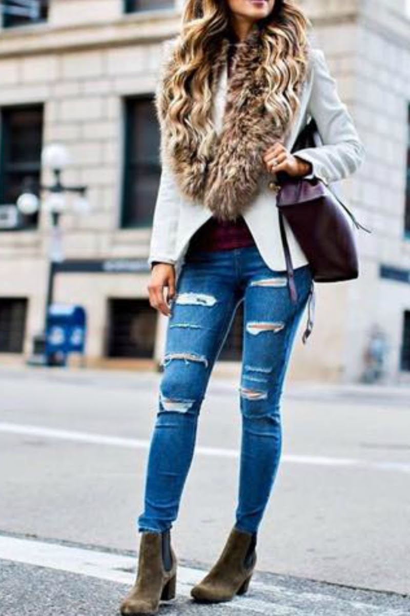 20 styling tips on how to wear ankle boots that you need