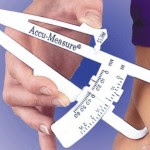 determining body fat percentage from measurements